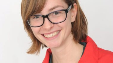 City Year UK alumna Beth Crossfield