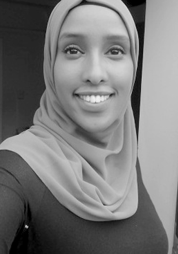 headshot of Hodan Abdullahi