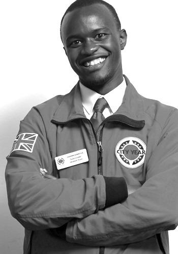 headshot of Usaama Kaweesa