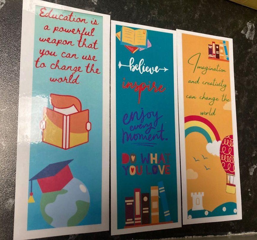bookmarks created by volunteer mentor